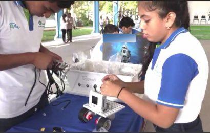 Participan Alumnos En Concurso Inter Conalep De Robótica 2018