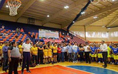 Inaugura Rector Juegos Interfacultades UAT 2018