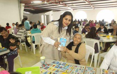 Gran Éxito en Bingo del DIF Municipal en Beneficio del Teletón