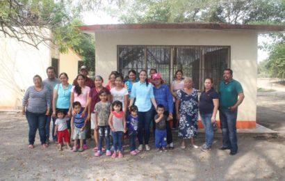 Noemy González Pone en Marcha Importantes Obras en Beneficio de la Educación
