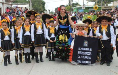 Gobierno Municipal de Xicoténcatl Conmemora CVIII Aniversario del Inicio de la Revolución Mexicana