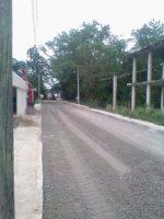 Aplicarán Más de 400 Metros Lineales de Asfalto a Calles Frente al Cbtis de Xicoténcatl
