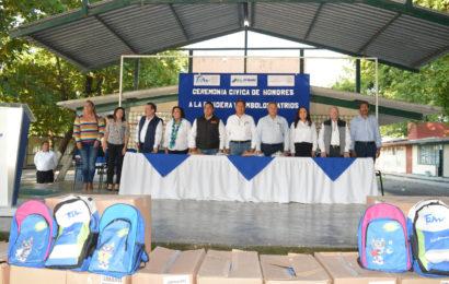 Fortalece Gobierno Lazos con Sector Educativo