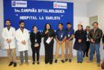 Inicia con Éxito Primera Campaña Oftalmológica Auspiciada por el DIF Mante