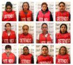 Detienen en Tamaulipas a 12 Extorsionadores Requeridos por la Justicia de Chihuahua