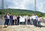 Inician Trabajos de Construcción de la Sala de Extracción de Miel en Llera