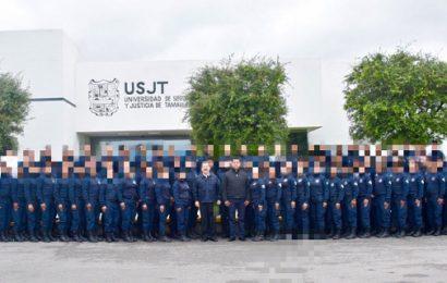 Egresan 83 Nuevos Agentes de la Policía Estatal de la USJT