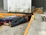 Muere Indigente en Matamoros