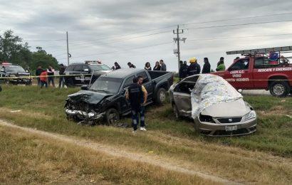 Médico y Asistente del IMSS Pierden la Vida en Fatal Accidente