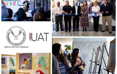 Con Eventos Artísticos Promueve UAT Cuidado de las Aves