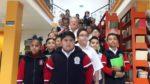 Estudiantes Visitan Biblioteca Municipal