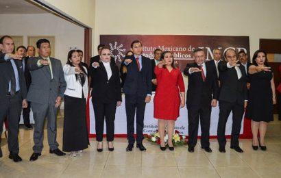 Ayuntamiento de El Mante brinda su respaldo a Contadores Públicos