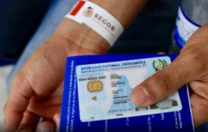 Colocan brazalete a 601 migrantes al ingresar a México por Río Suchiate