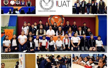 Promueve UAT en la niñez programa de emprendimiento