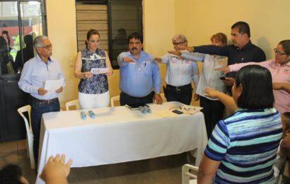 Alcaldesa Toma Protesta a Nuevo Consejo de Participación Social en la Educación para Xicoténcatl