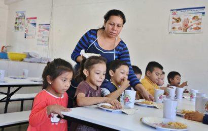 Modelo de Atención de desayunos escolares en Tamaulipas se replicará en el país