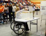 Muestran facilidades de acceso al voto para personas con discapacidad