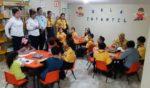 Grupo de Scouts visita la biblioteca