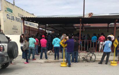 Encuentran Arma y Tiros a Niño de Cuarto Año en Primaria de Matamoros