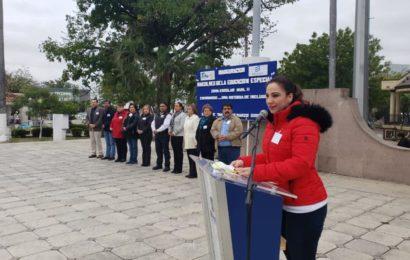 Noemy González Inaugura Actividades de «Marzo, Mes de la Educación Especial»