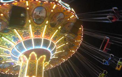 Hoy Juegos Gratis Para Todos los Niños en a Feria de Xicoténcatl