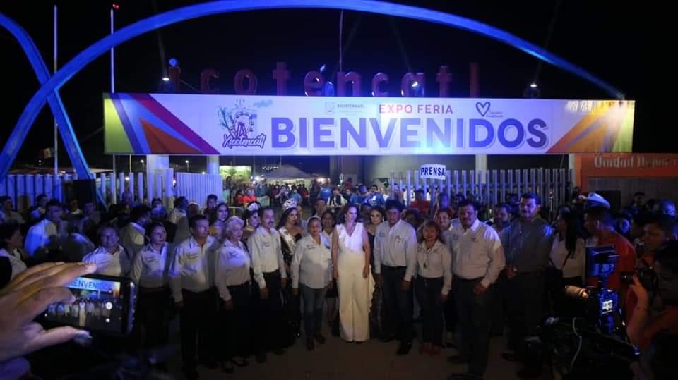 Exitosa Inauguración de la Feria Xicoténcatl 2019