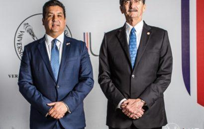 Reconoce Rector apoyo permanente del Gobernador a los universitarios