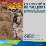 Realizarán exposición de talleres de artes plásticas en Mante