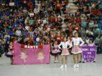 Destacada participación de El Mante en regional de juegos tradicionales