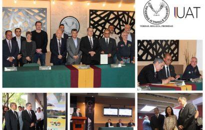 Realiza UAT Congreso Internacional en Energía