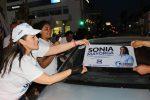 Sonia Mayorga Conquista el Voto Mediante Brigada de Impacto