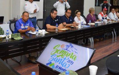 """Activan Mesa de Organización """"Semana Santa Blanca 2019"""""""