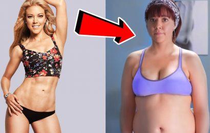 Subir de peso para hacer un personaje deprimió a Fernanda Castillo