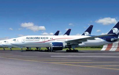 SCT Considera Sanciones para Aeromexico por Esperar a la hoy Ex Secretaria de Medio Ambiente