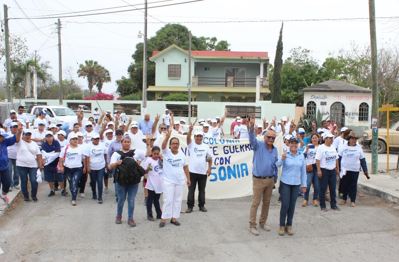 En la Vicente Guerrero ya se decidieron por Sonia Mayorga