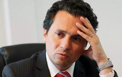 Hacienda congela cuentas de Emilio Lozoya, exdirector de Pemex