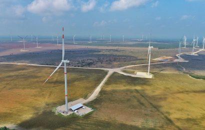 En Tamaulipas inicia funcionamiento otro parque eólico