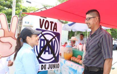 Buscará Sonia Mayorga que empresas ofrescan productos Tamaulipecos