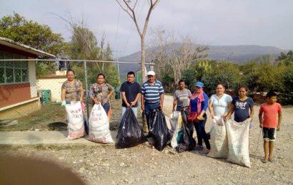 Encabeza Municipio Jornadas de Limpieza en zonas Urbanas y Rural
