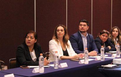 Destacan acciones de DIF Tamaulipas en Reunión Nacional