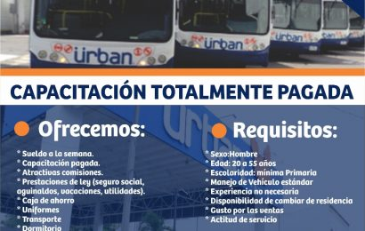 Gobierno Municipal Inicia Promoción de Empleos para Mantenses.