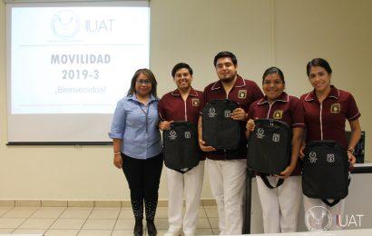 """Realizarán alumnos de la UAT estancia en la Universidad del Sinú """"Elías Bechara Zainúm"""""""