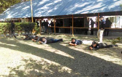 Someterán a Evaluación a 377 Agentes de la Ministerial en Tamaulipas