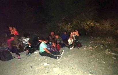 Rescatan en Tamaulipas 18 Inmigrantes; 10 son Menores de Edad