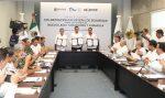 Firman Tamaulipas, Coahuila y NL acuerdo inédito en materia de Seguridad Pública