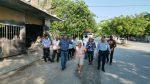 Vecino de la Miguel Alemán Reconocen Labor del municipio