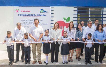 Da inicio DIF Tamaulipas a la entrega de desayunos calientes a estudiantes del ciclo escolar 2019-2020