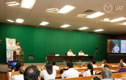 """Realizan en la UAT el Foro """"Agua y Desarrollo Sostenible"""""""