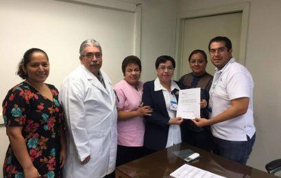 Jurisdicción Sanitaria 06 Mante tiene nueva jefa de enfermeras