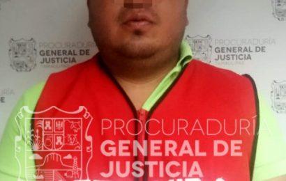 Vinculan a Proceso a Ladrón de Banco en Reynosa